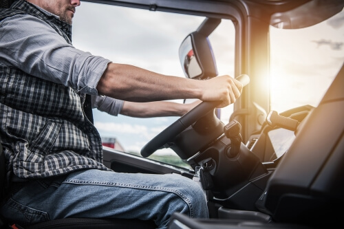 how to hire truck driver